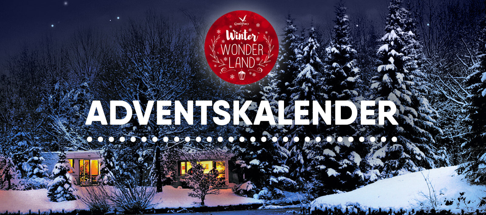 Adventskalender Center Parcs