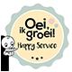 "Winnaar van de ""Oei, ik groei! Happy Service Award""!"