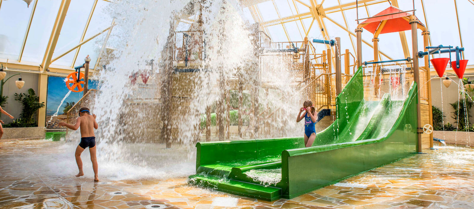 Nieuw Water Playhouse Port Zélande