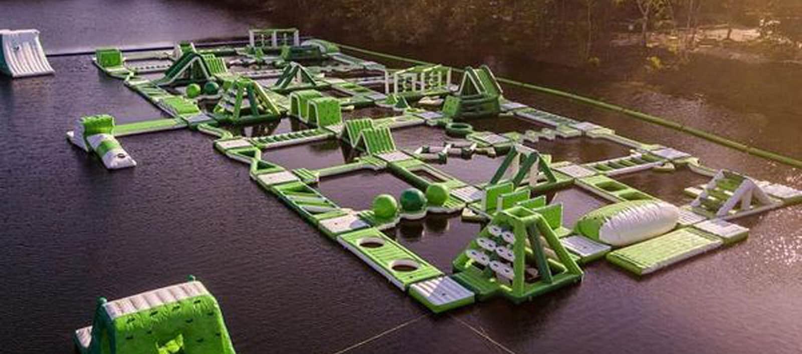 Nieuw: het Aquapark is geopend! De Vossemeren, België, Center Parcs