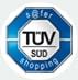TÜV-zertifizierte Website