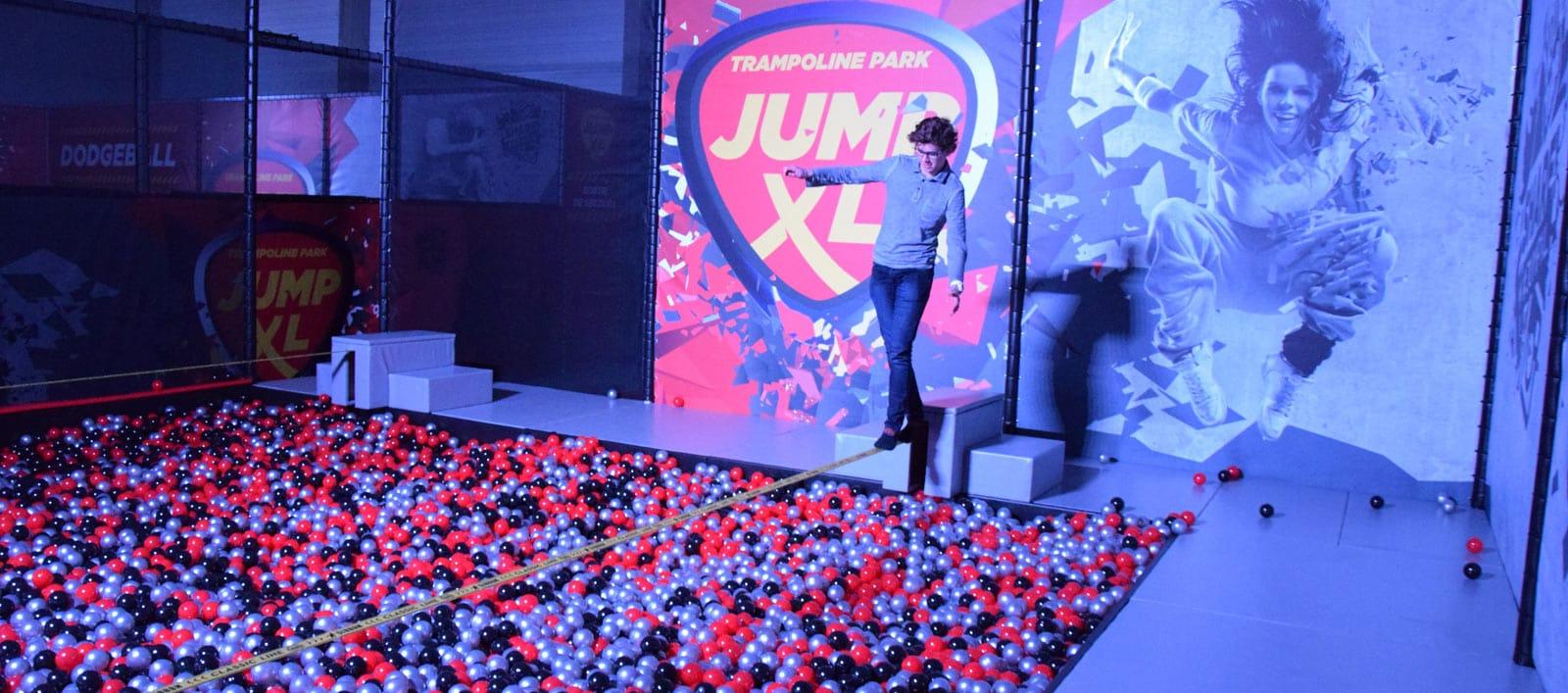 NIEUW: Jump XL