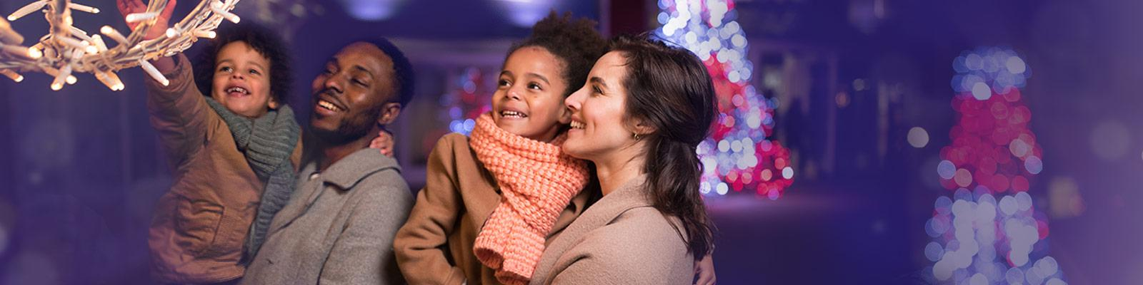Winter Holidays - have a winter break at Center Parcs!