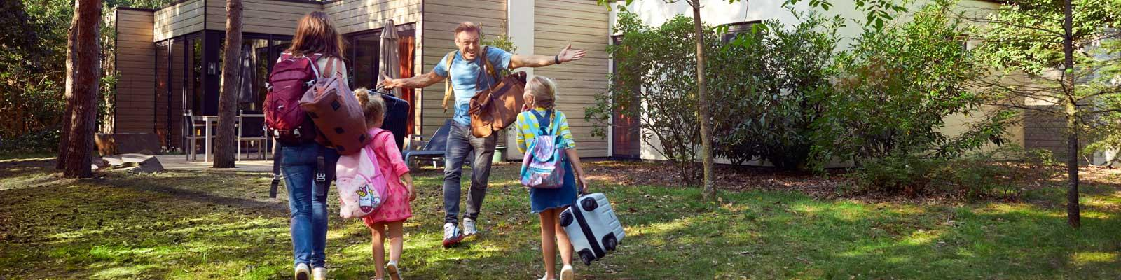 Enjoy a safe and carefree holiday with many extras Center Parcs