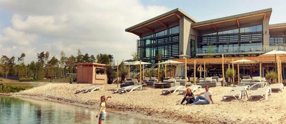 Terhills Resort, Situé en bordure du parc national de la Haute Campine
