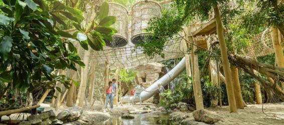 Renewed Action Factory in Het Heijderbos