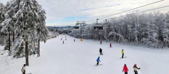 Skivakantie in Winterberg nabij Park Hochsauerland