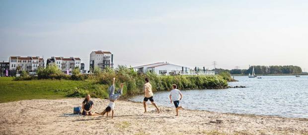 Ideale parken voor de zomervakantie
