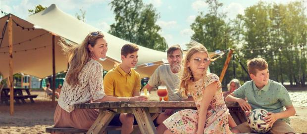 Summer holiday at Center Parcs in the Netherlands