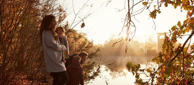 Zarezerwuj pobyt w jednym z parków na terenie Holandii