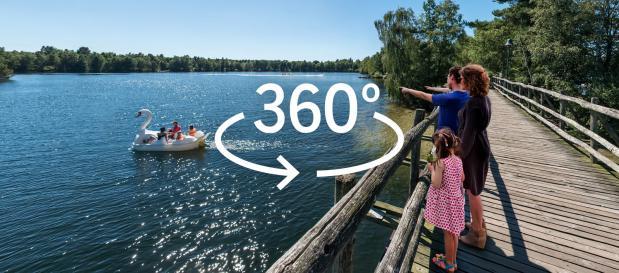 Vakantie of weekendje weg aan een meer - een heerlijke vakantie aan water!