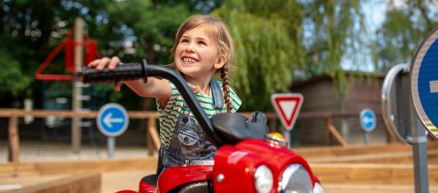 Leuke activiteiten in de krokusvakantie - Erperheide - Kids verkeerspark