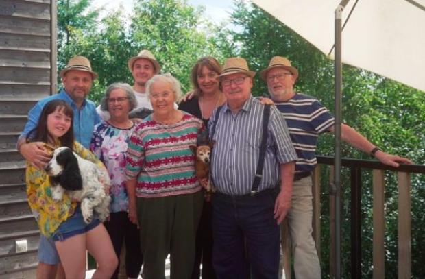 Famille ambassadeur