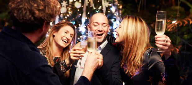 Kerstvakantie oud-en-nieuw vieren