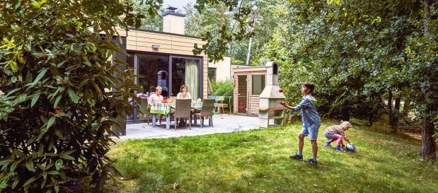 voorjaarsvakantie cottage in de natuur