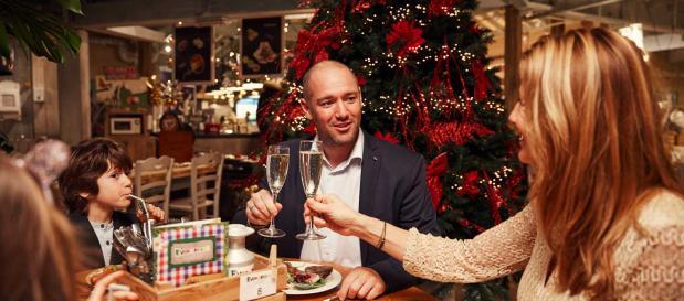 diner arrangementen voor even weg met kerst