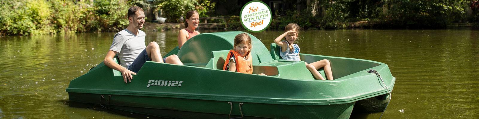 Het Center Parcs Activiteiten Spel Center Parcs