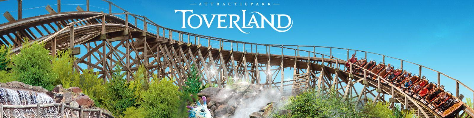 Parc attraction Toverland