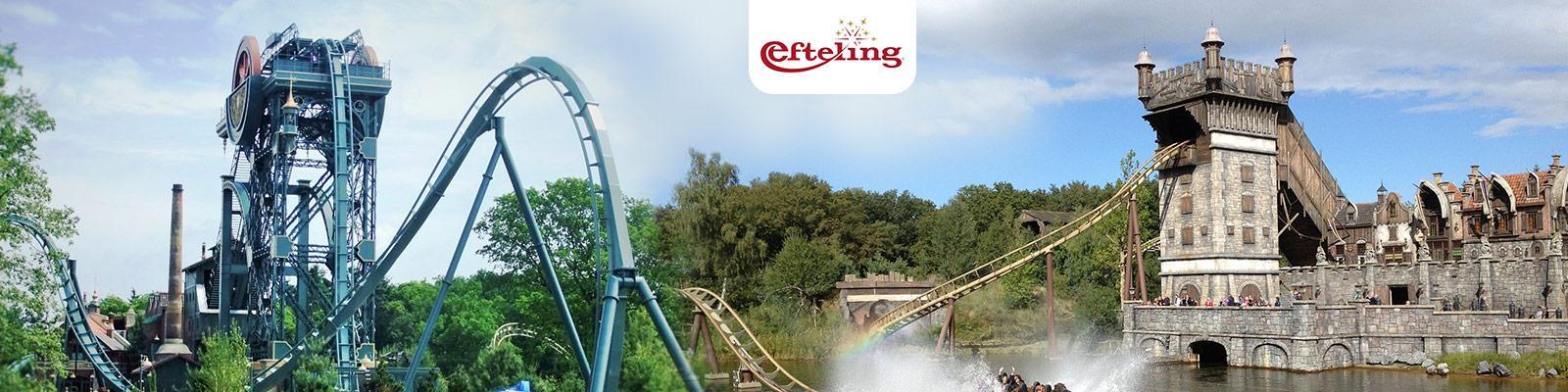 Efteling logo banner