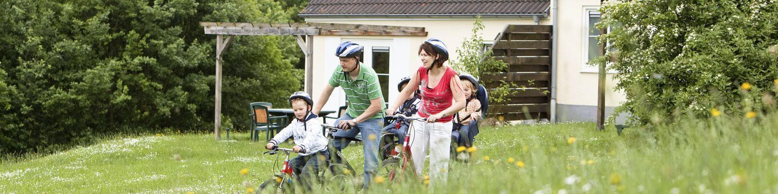 Moezel Eifel fietsen