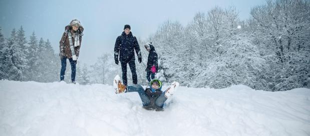 Les Ardennes ski