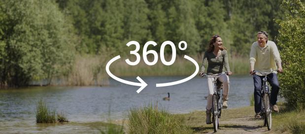 Vacances à vélo à Lommel