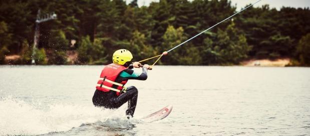 Last minutes water sport