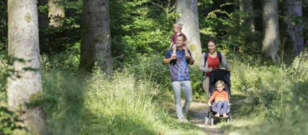 familie-55plus-korting wandelen