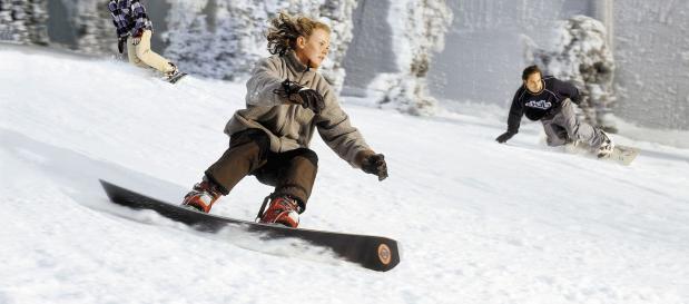kortbijvakanties snowboarden