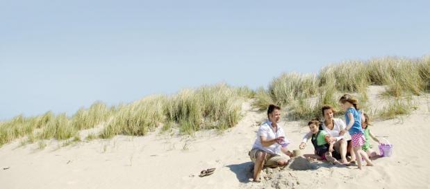 kortbijvakanties strand