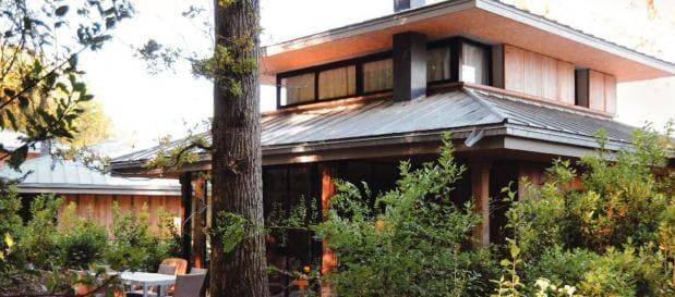 luxe bungalows Les Bois Francs
