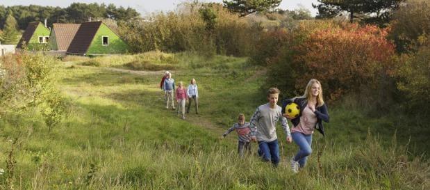 Le domaine cotière : Park Zandvoort (NL)