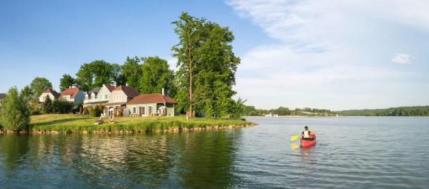 Vakantieparken Center Parcs Le Lac d'Ailette