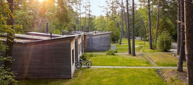 vakantieparken Frankrijk cottage