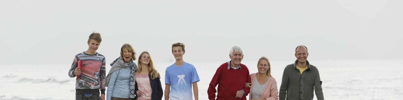Ferien mit der Familie