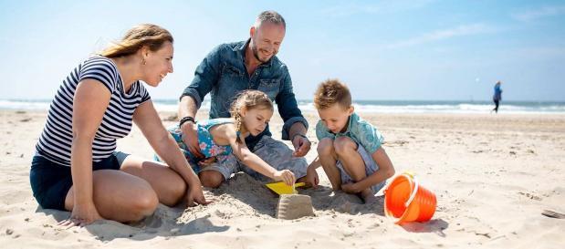 Familienferien in Zandvoort