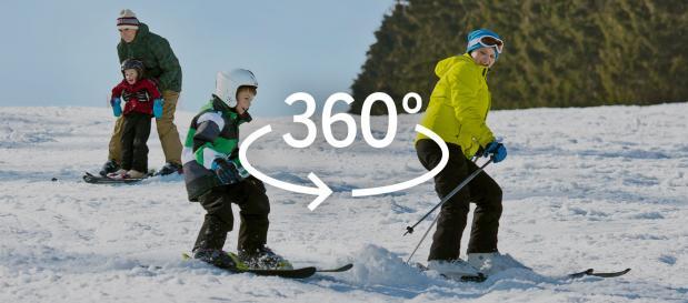 Wintersport en ski in Winterberg en Willingen - nabij Park Hochsauerland