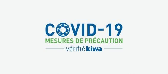 Kiwa COVID-19 keurmerk