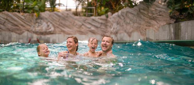 Vernieuwde Aqua Mundo! - Park De Haan