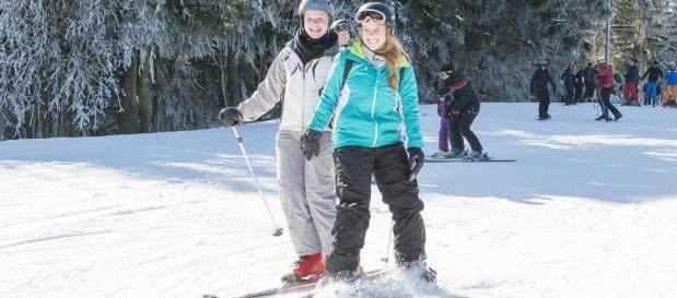Skiurlaub bei Center Parcs