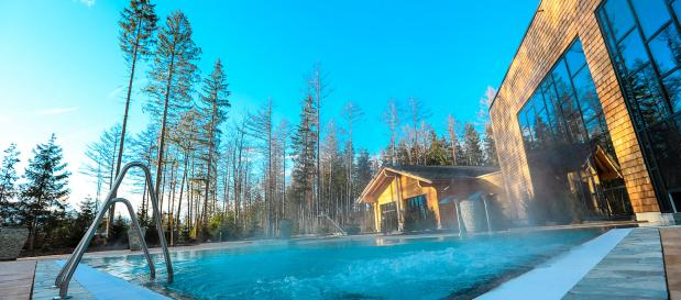 New: Spa & Country Club in Park Allgäu
