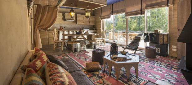 Themen- und Exclusive-Ferienhäuser in Les Trois Forêts