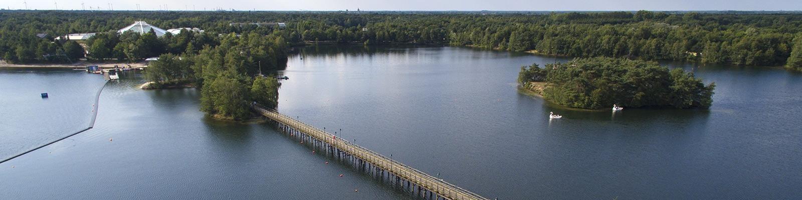 De Vossemeren - lake