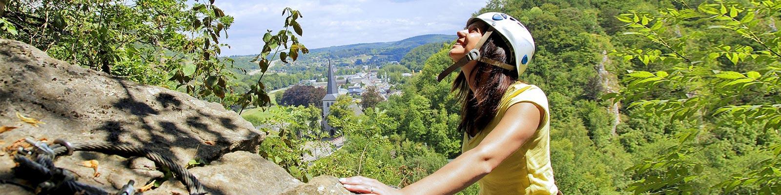 vakantiepark Belgische Ardennen