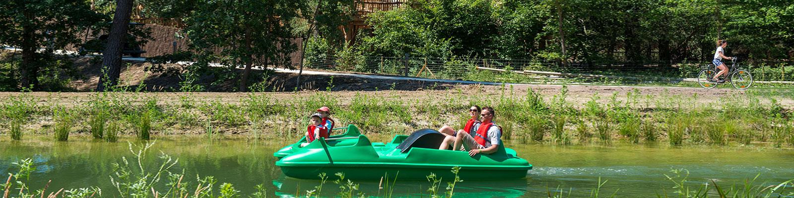 vakantiepark Regio La Vienne, Frankrijk