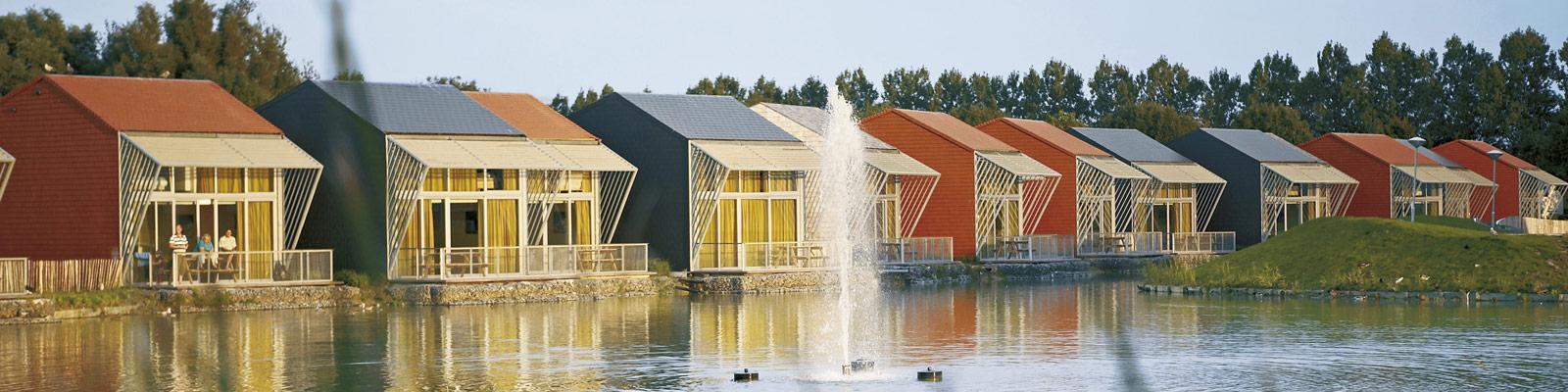 Holiday park De Haan, West-Flanders, Belgium