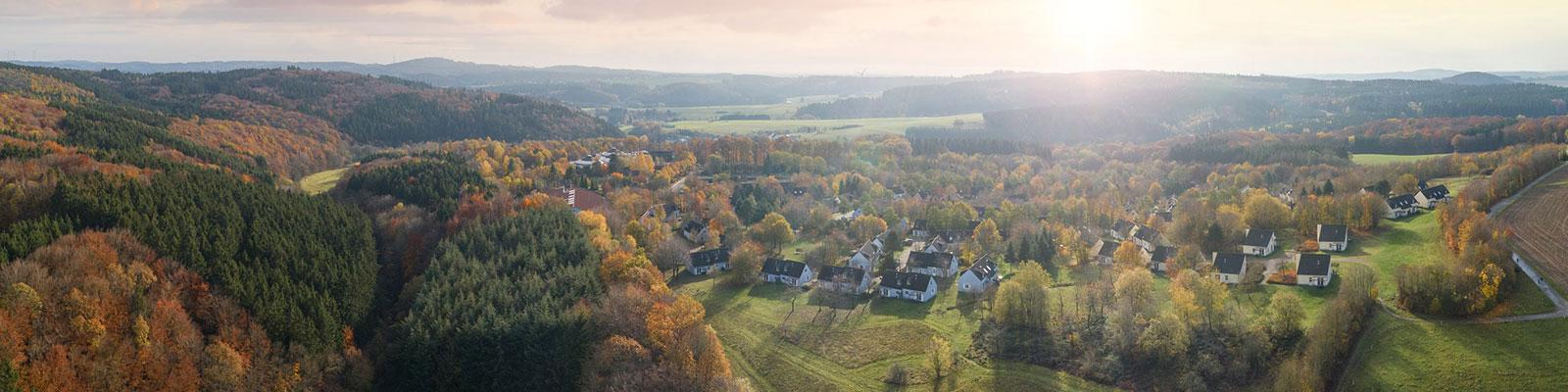Holiday park in Vulkaneifel, Germany