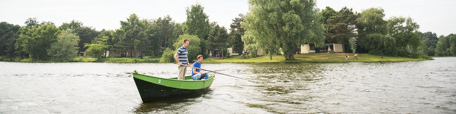 Vakantiepark in Dalen, Drenthe