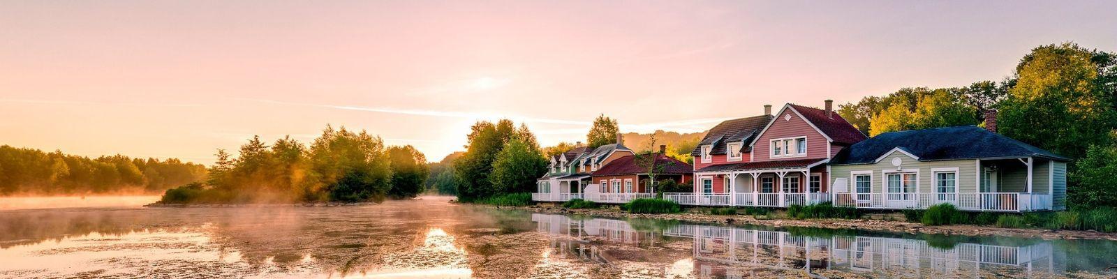 Le Lac d'Ailette