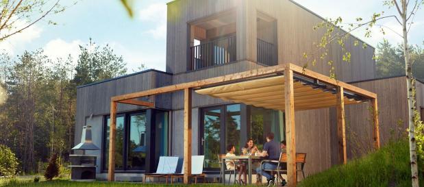 Nieuw vakantiepark Center Parcs: Terhills Resort